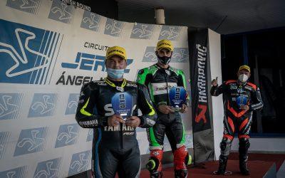 Óscar San Emeterio se proclama campeón de la cuarta edición de la Yamaha R1 Cup